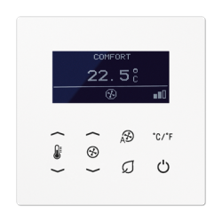 Fancoili juhtimisega termostaat