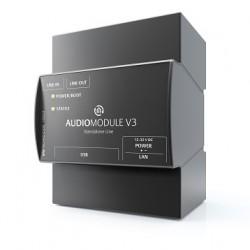 KNX audiomoodul (liiniväljundiga)