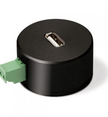 puck 2A USB laadija