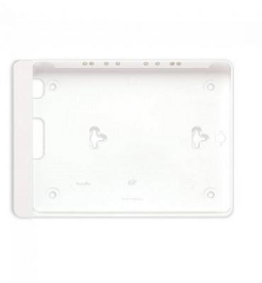 iPad mini 4-5 seinakinnitusraam (valge)