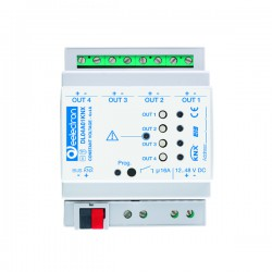4-kanaliga LED dimmer (RGBW)