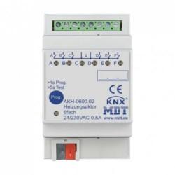 Kütte/jahutuse kontroller 6 kanalit